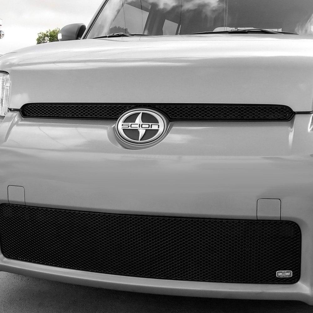 2011 Scion Xb Aftermarket Parts: Scion XB 2011-2015 5-Pc MX Series Black Fine
