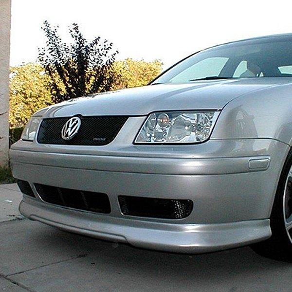 Volkswagen Jetta Dealer Parts: Volkswagen Jetta 2001 2-Pc MX Series Black