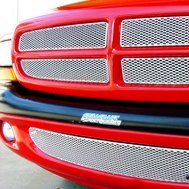 GrillCraft® - MX-Series Silver Mesh Grille