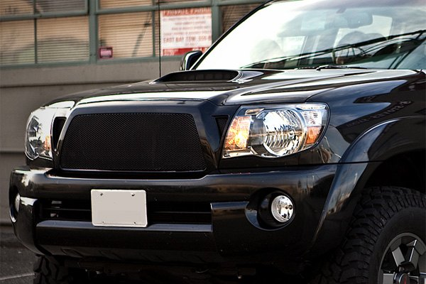toyota tacoma grillcraft mesh grille. Black Bedroom Furniture Sets. Home Design Ideas