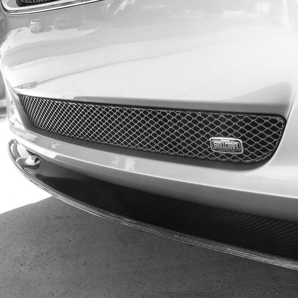 Chrysler 300 2012 MX Series Black Fine Mesh