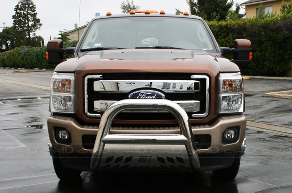 Pics Of 2011 F250 With Bull Bar Skid Plate Ford Truck