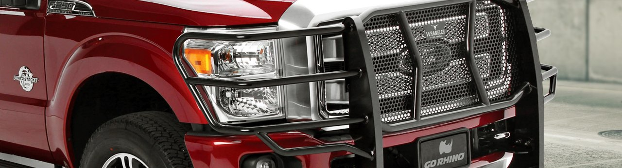 Ford F-250 Grille Guards