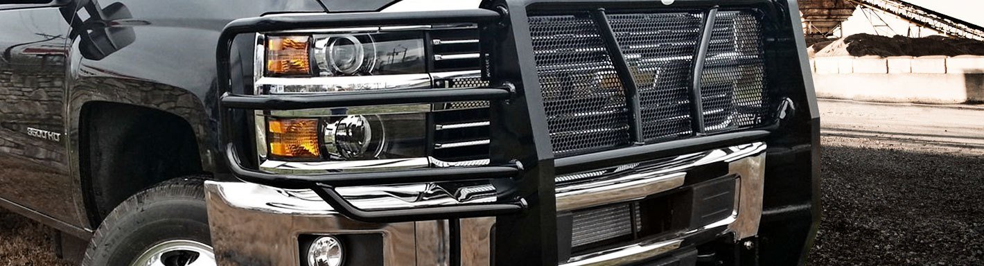 Chevy Blazer Grill Guard