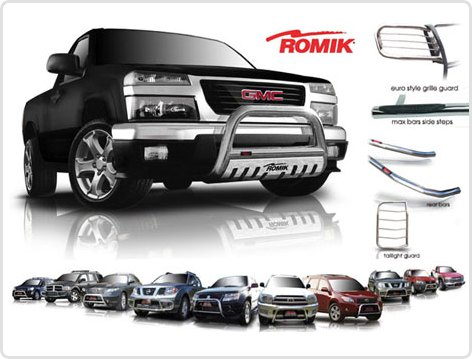 Romik Grille Guard