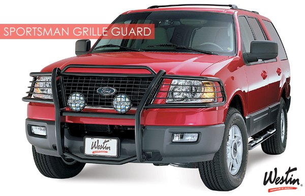 Ford Expedition Grille Guards