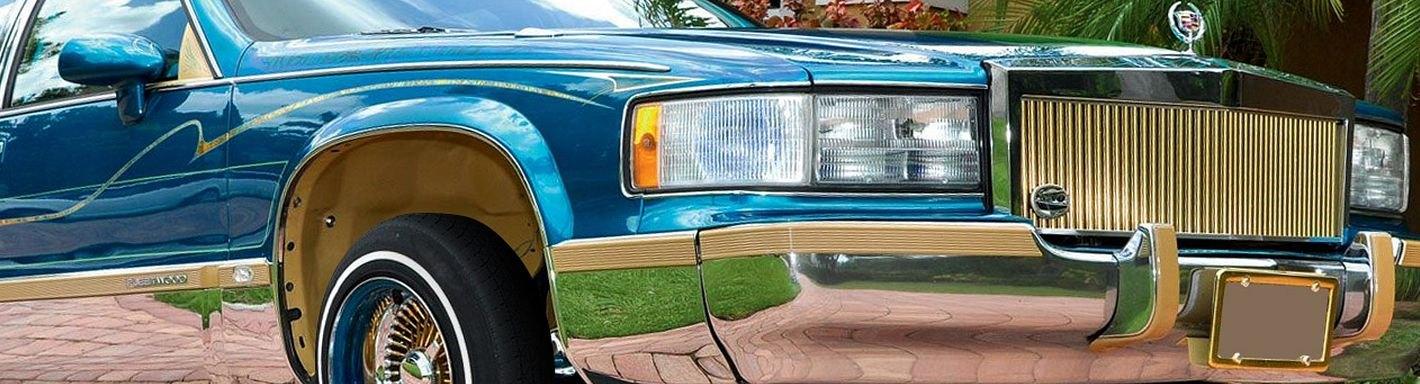 1994 Cadillac Fleetwood Custom Grilles Billet Mesh Led