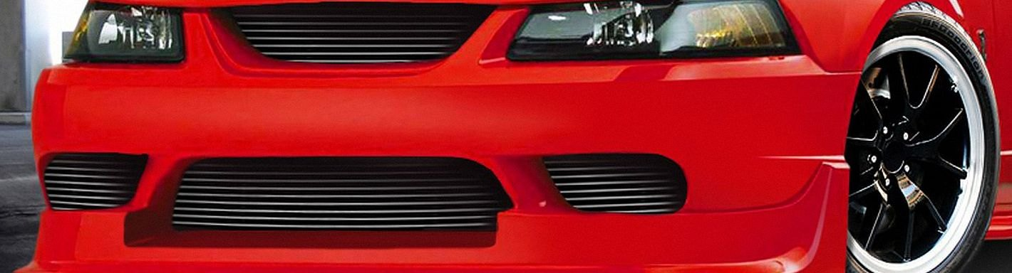 Ford Mustang Custom Grilles - 1994