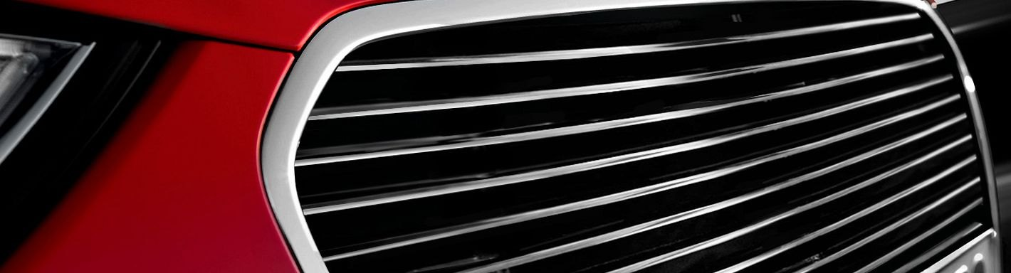 Cadillac Deville Custom Grilles - 2004