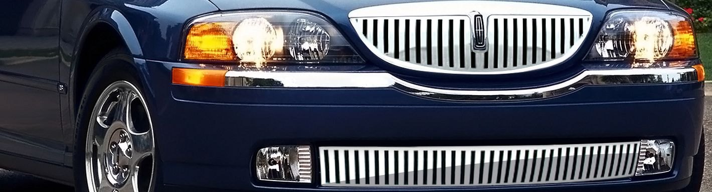 2001 LINCOLN LS GRILL