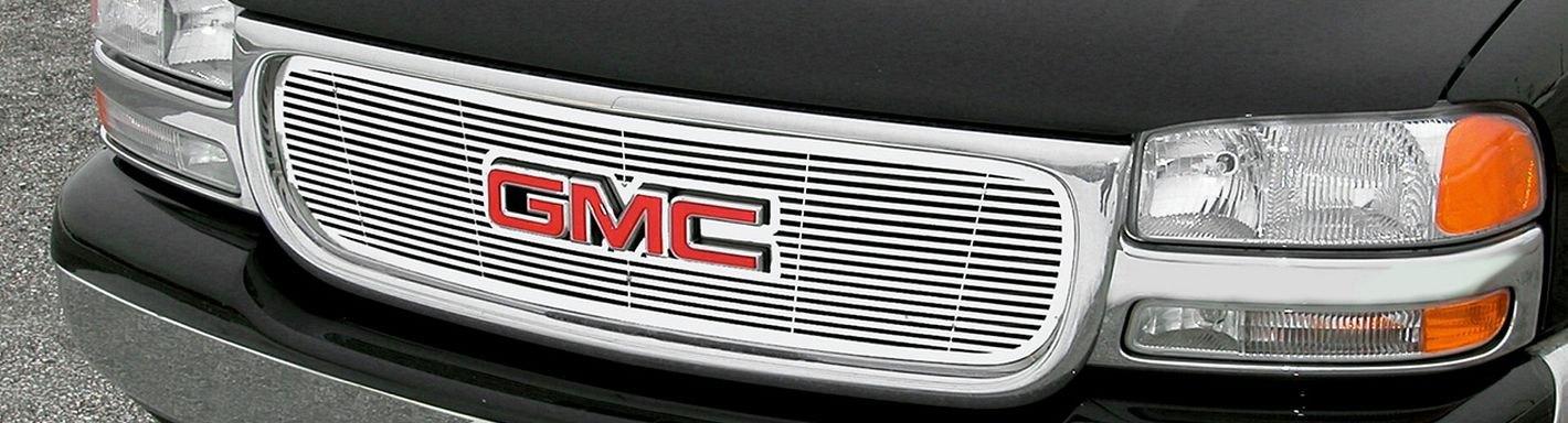 2006 GMC Sierra Denali Custom Grilles | Billet, Mesh, LED ...