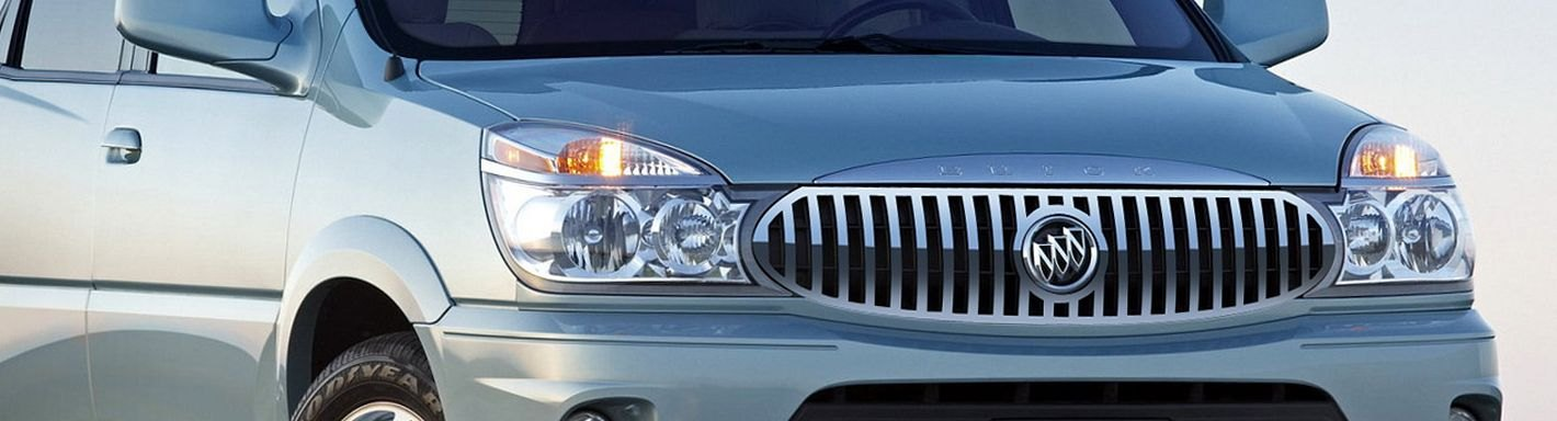 Buick Rendezvous Grilles on 2007 Buick Lacrosse Accessories