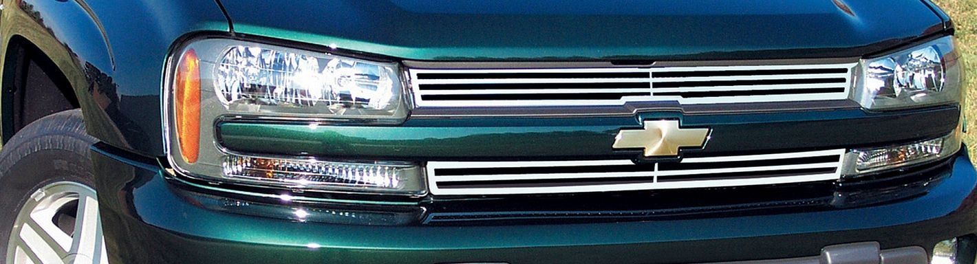 Chevy Trailblazer Custom Grilles - 2002