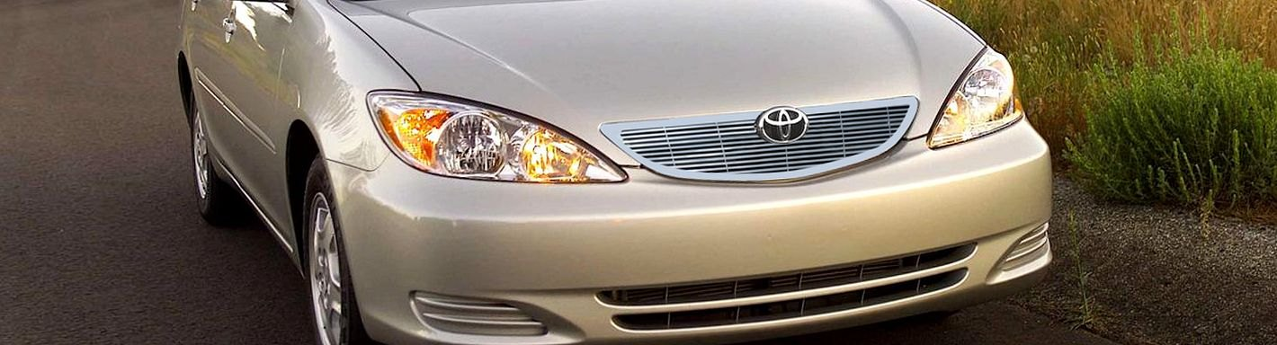 2002 Toyota Camry Grill
