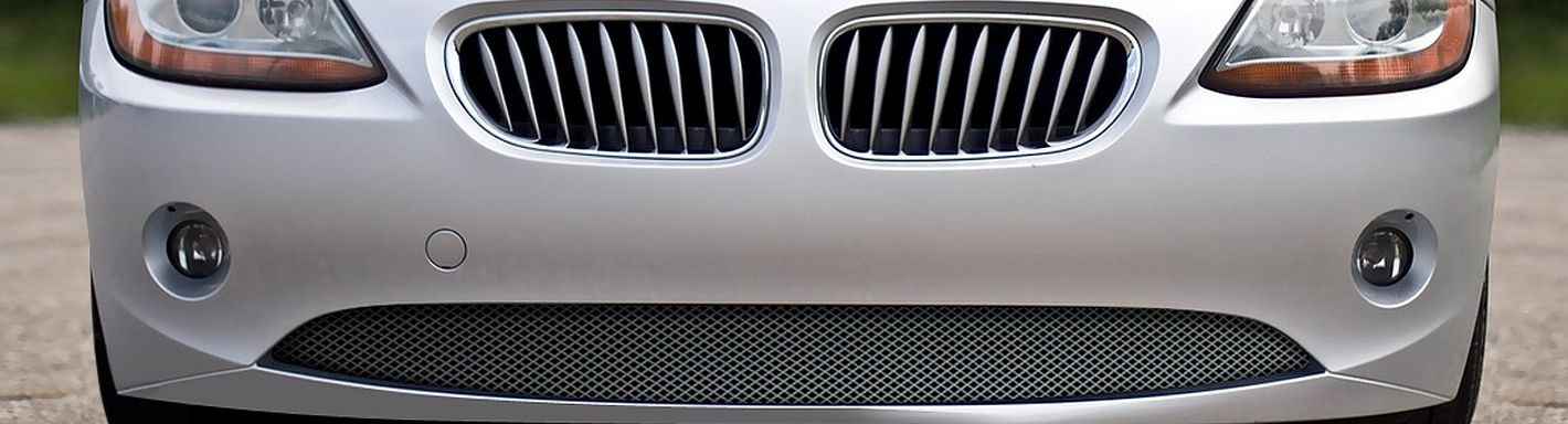 BMW Z4 Custom Grilles - 2004