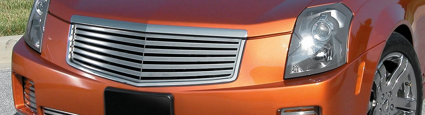 Cadillac CTS Custom Grilles - 2007