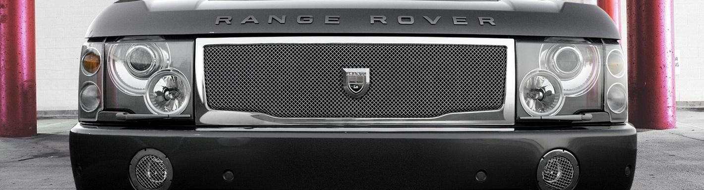 Land Rover Range Rover Custom Grilles - 2003