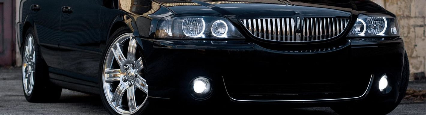 Lincoln LS Custom Grilles - 2004
