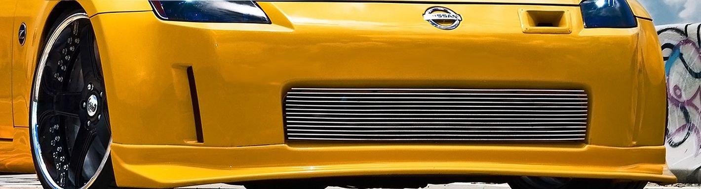 Nissan 350Z Billet Grilles - 2003