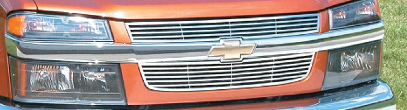 Chevy Colorado Custom Grilles - 2005