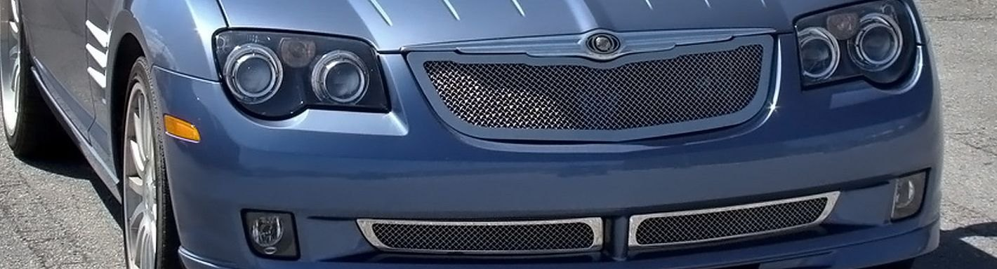 Chrysler Crossfire Custom Grilles - 2007