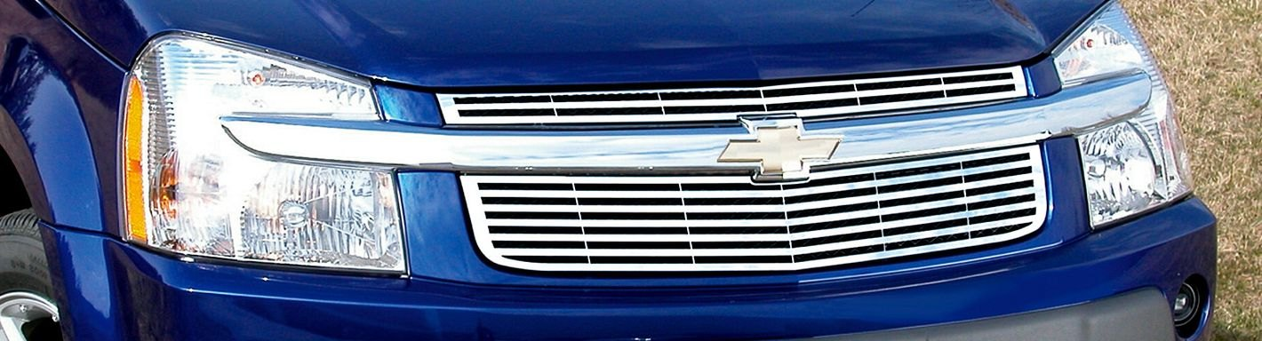 Chevy Equinox Custom Grilles - 2008