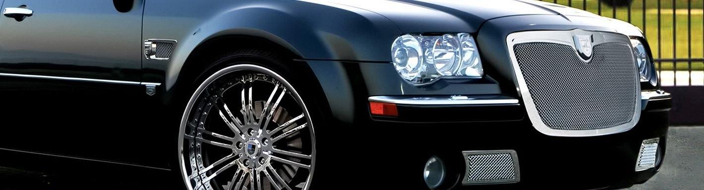 Chrysler 300 Custom Grilles 2006