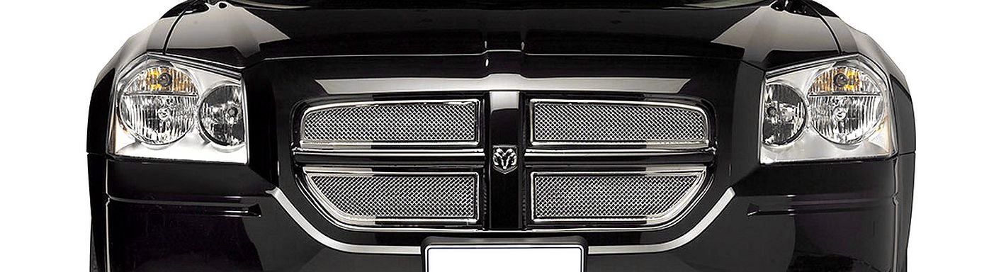 2006 dodge magnum custom grilles billet mesh led - Dodge magnum interior accessories ...