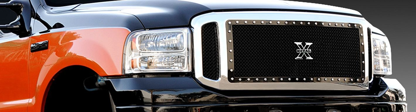 Ford F-550 Custom Grilles - 2005