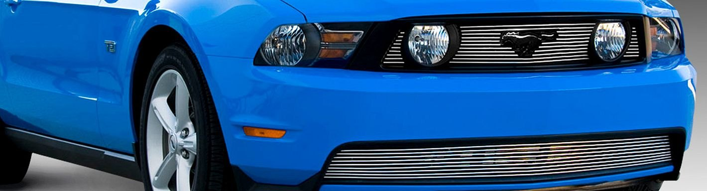 Ford Mustang Custom Grilles - 2008