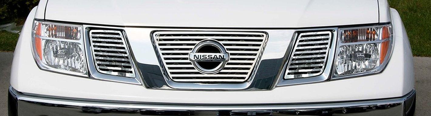 2005 Nissan Pathfinder Custom Grilles
