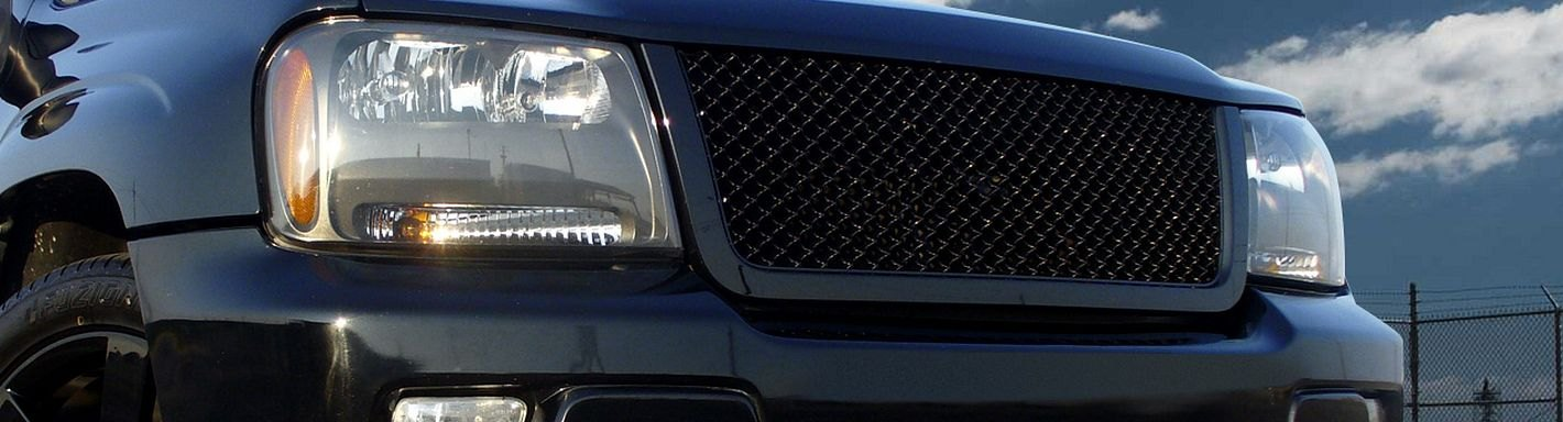 Chevy Trailblazer Custom Grilles - 2008