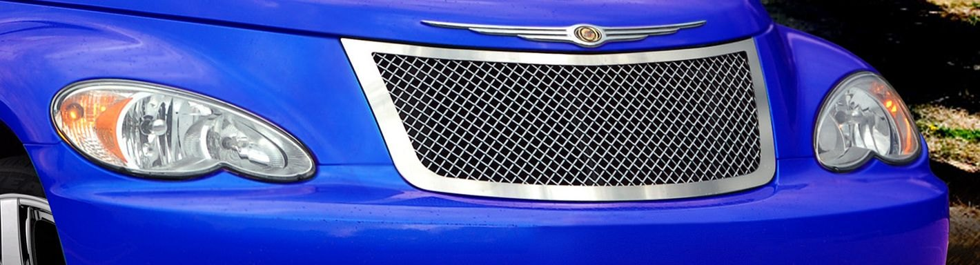 Chrysler PT Cruiser Custom Grilles - 2006