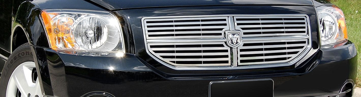 Dodge Caliber Billet Grilles - 2009