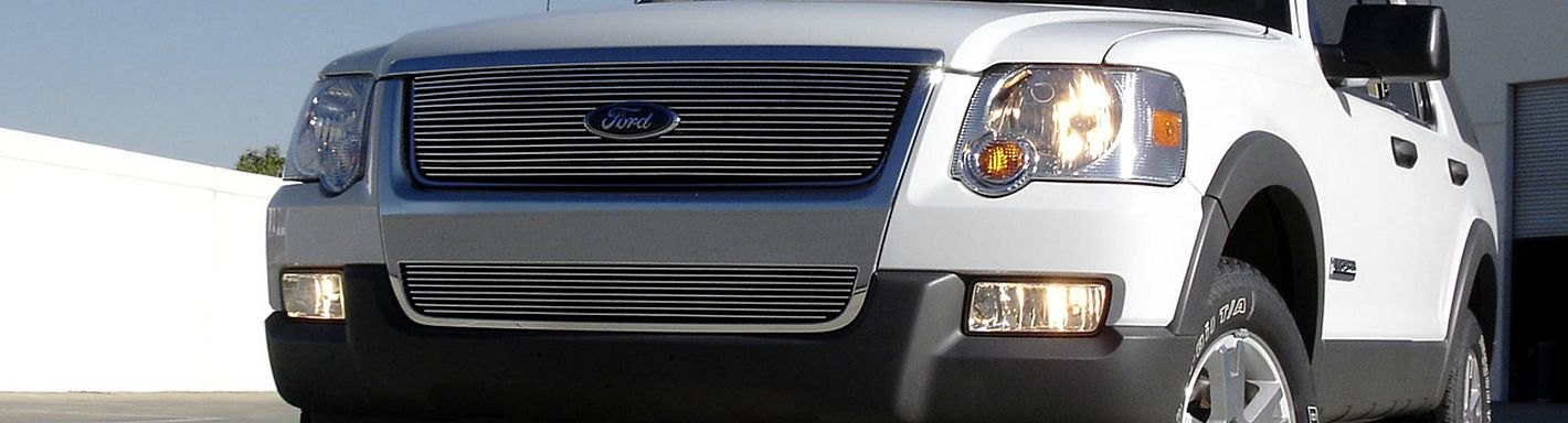 Ford Explorer Custom Grilles - 2006