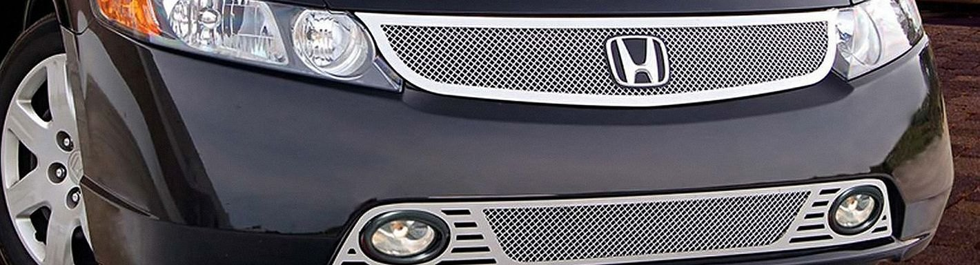 Honda Civic Custom Grilles - 2007