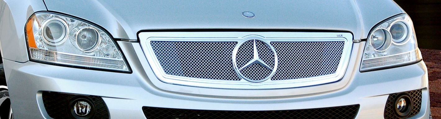 Mercedes Ml Class Grilles