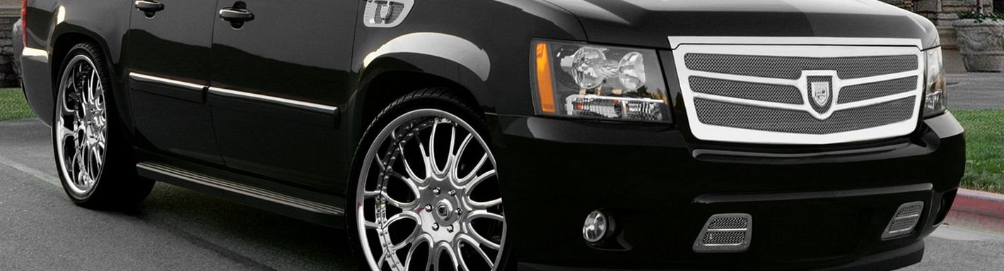 Chevy Avalanche Custom Grilles - 2010