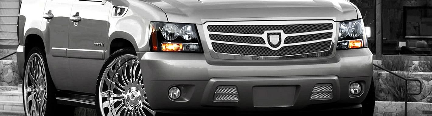 Chevy Tahoe Grilles