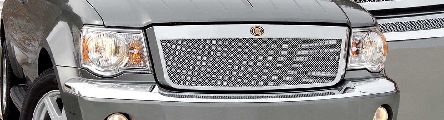 2007 Chrysler Aspen Custom Grilles   Billet, Mesh, LED ...