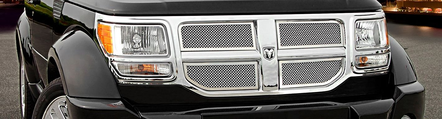 Dodge Nitro Custom Grilles - 2011