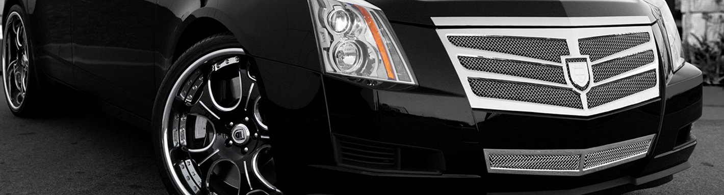 Cadillac CTS Custom Grilles - 2009