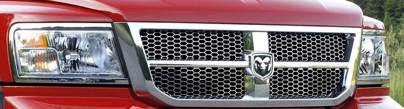 Dodge Dakota Billet Grilles - 2008