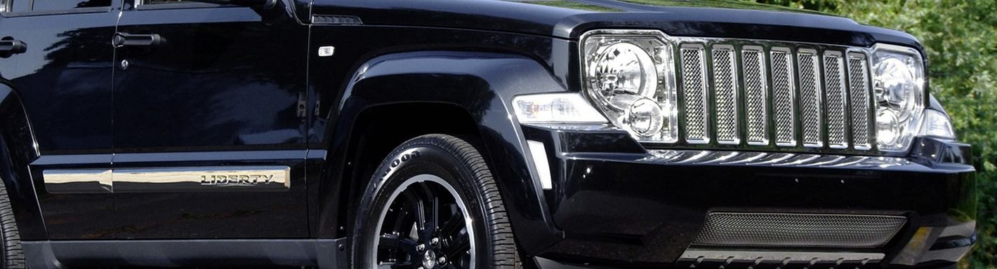 Jeep Liberty Custom Grilles - 2012