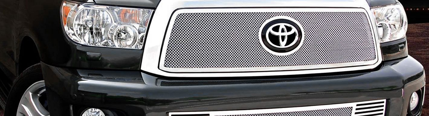 Toyota Sequoia Grilles on 2002 Toyota Sequoia Limited