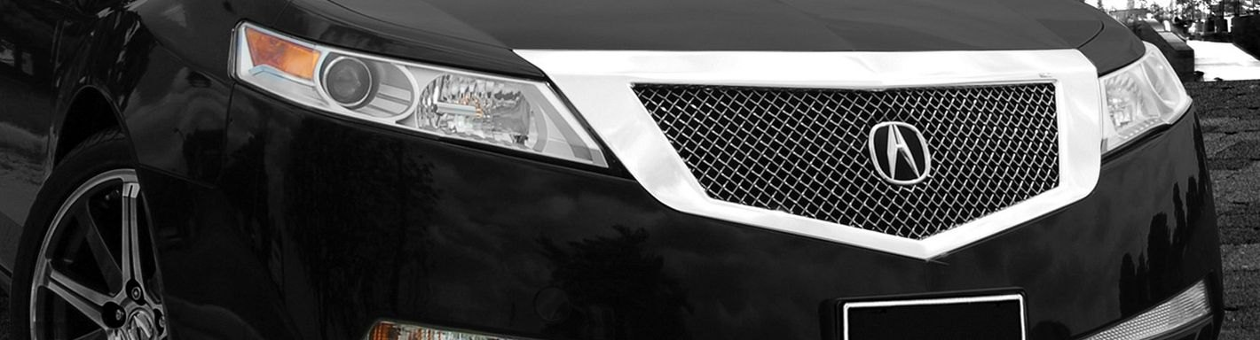 2010 Acura Tl Wire Mesh Grilles