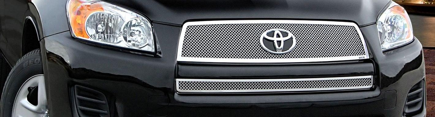 2010 Toyota Rav4 Custom Grilles Billet Mesh Led