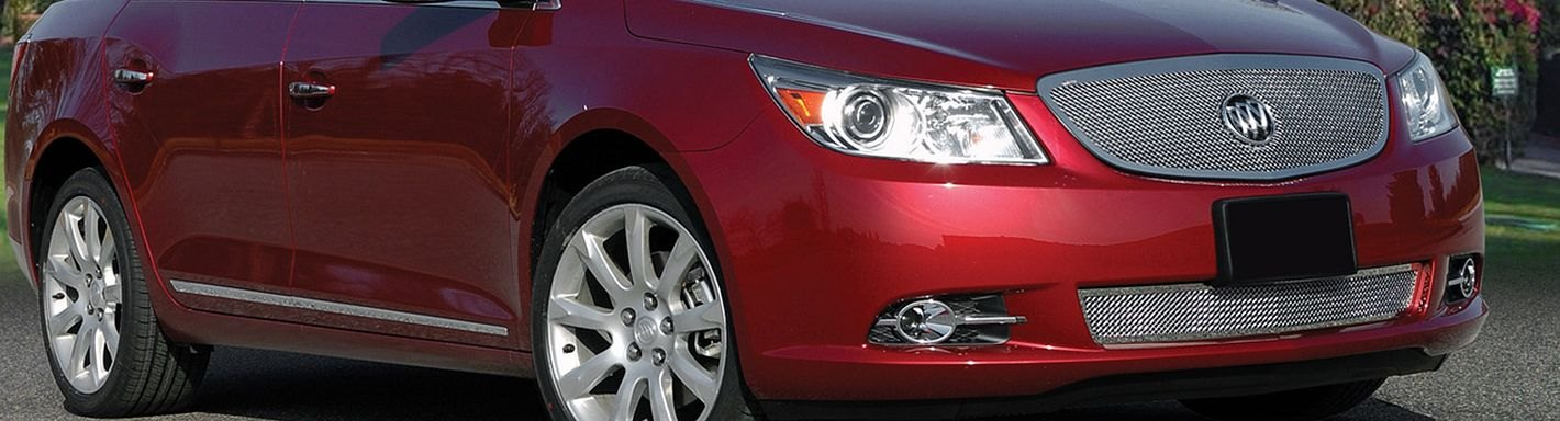 Buick Lacrosse Grilles on Grill For 2011 Buick Lacrosse