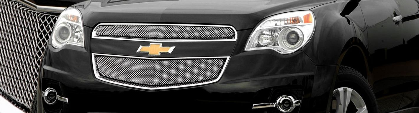 Chevy Equinox Custom Grilles - 2011