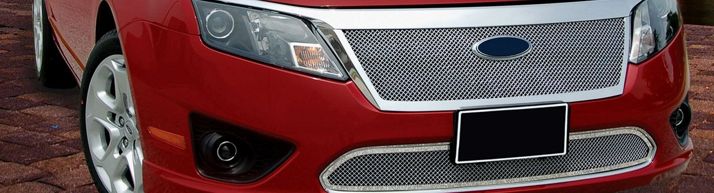 Ford Fusion Custom Grilles 2010